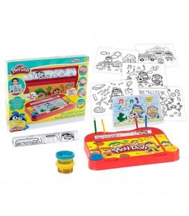 Play-Doh Rulolu Aktivite Tepsisi 03278