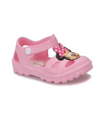 Mickey Mouse 91.bayo.b Pembe Kız Çocuk Sandalet