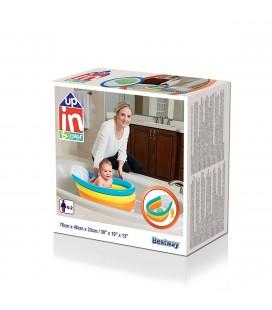 Bestway Renkli Şişme Bebek Banyo havuzu 51134