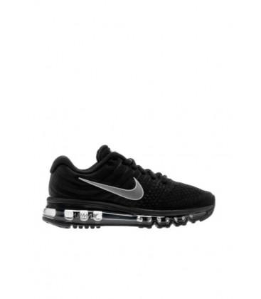 Nike Air Max 2017 Kadın Siyah Spor Ayakkabısı - 849560-001