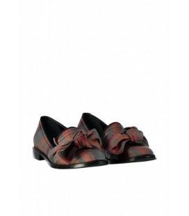 Hotiç Turuncu Çok Renkli Kadın Ayakkabı 01AYH125380A57M