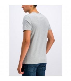 Tommy Hilfiger Gri Erkek T-shirt XM0XM01220
