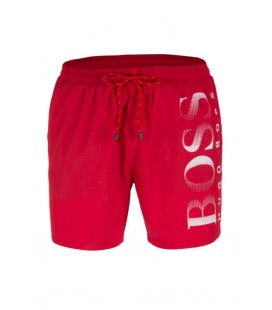 Hugo Boss Erkek Kırmızı Şort/Bermuda 50371268 613