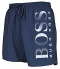 Hugo Boss Erkek Lacivert Şort/Bermuda 50371268