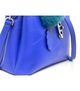 California Forever Mavi Kadın Çanta BG96021-3665