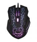 Tigoes C9 Led Işıklı Silicone Rubber Kasa Oyuncu Mouse