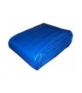 Mercan 4x5 m Su Geçirmez Mavi Branda