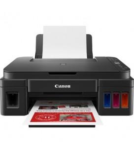 Canon Pixma G3411 Fotokopi + Tarayıcı + WiFi Tanklı Yazıcı (Orjinal Mürekkep Hediyeleriyle)