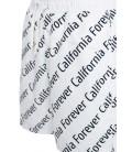 California Forever Beyaz Erkek Şort  SH94011-1001