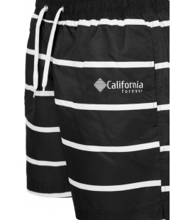California Forever Siyah Erkek Deniz Şortu  SH94011-2828
