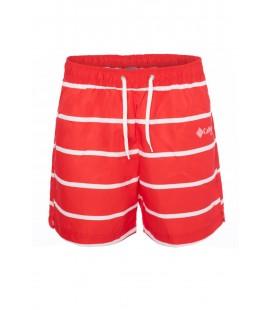 California Forever Kırmızı Erkek Deniz Şortu  SH94011-2953