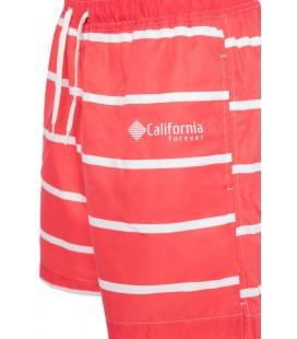California Forever Pembe Erkek Deniz Şortu  SH94011-8081