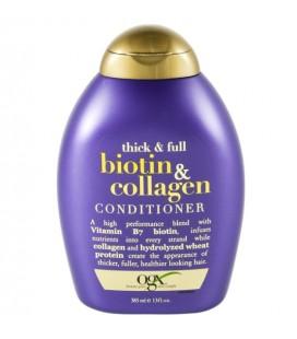 Organix Biotin and Collagen Conditioner 385ml Saç Bakım Kremi 385 ml