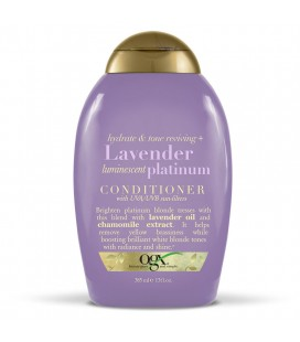 Organix Lavender Luminescent Platinum Conditioner Şampuan 385ml