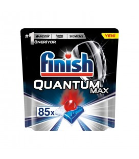 Finish Powerball Quantum Max 85'li Bulaşık Makinesi Tableti