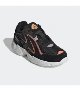 Adidas Yung-96 Chasm Siyah Çocuk Spor Ayakkabı EE7556