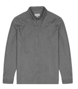 Bluemint Mick Uzun Kollu Ligth Grey Erkek Gömlek BM1902157MW