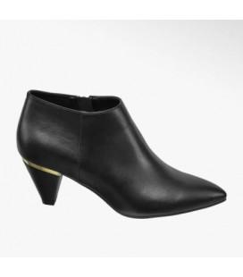 Graceland 11601560 Kadın Siyah Topuklu Ayakkabı