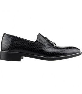Tamboga Damatlık Klasik Erkek Ayakkabı Siyah N561