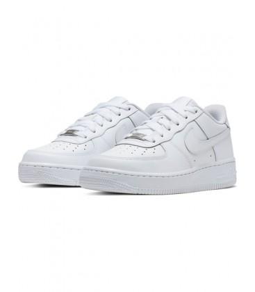 Nike 314192-117 Air Force 1 Gs Beyaz Kadın Ayakkabı