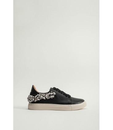 Lutvelizade Kadın Siyah Ayakkabı 19SW011030001
