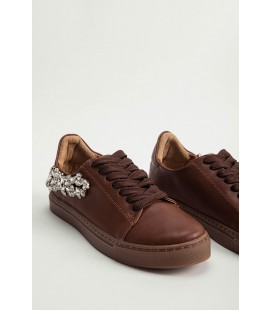 Lutvelizade Echo Kadın Kahverengi Ayakkabı 19SW011030001
