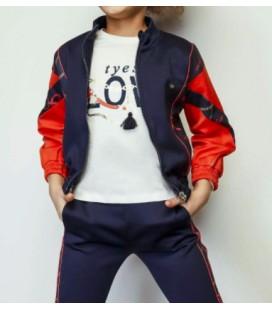 B&G Store Kız Çocuk Lacivert Eşofman 19FW1TJ4433