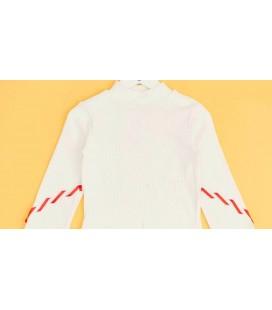 B&G Store Kız Çocuk Ekru Bluz 19FW1TJ4605