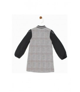 B&G Store Tyess Kız Çocuk Desenli Elbise 19FW2TJ4923