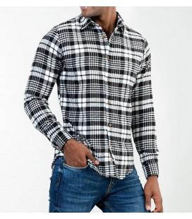 Tudors Slim Fit Kışlık Erkek Gömlek DL200006