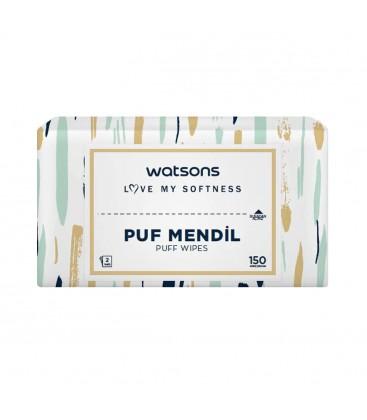 Watsons Puf Mendil 150 Adet