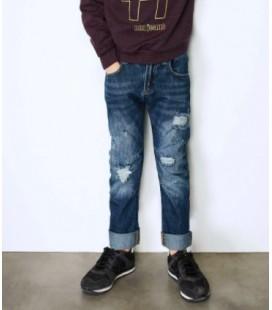 B&G Store Erkek Çocuk Jean Pantolon 19FW1NB3212