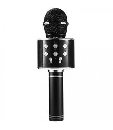 Asonic AS-M09 Bt-Aux-Usb-Tf Card Destekli Karaoke Mikrofon