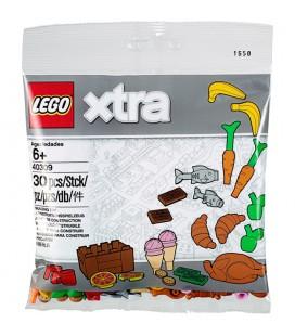 LEGO Xtra 40309 Yiyecek Aksesuarları