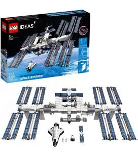 Lego Uluslararası Uzay İstasyonu 21321