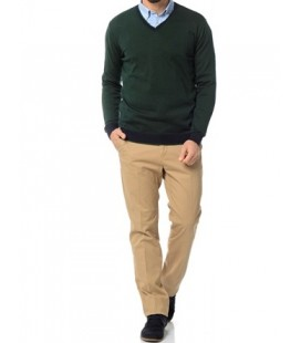 U.S.Polo Assn. Erkek Pantolon G081SZ078 PARIS 170866 KH0490 Dokuma Spo