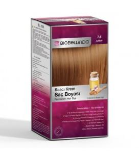 BioBellinda 7.6 Amber Kalıcı Krem Saç Boyası