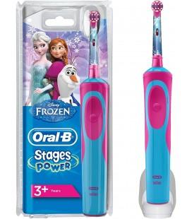 Oral-B Stages Power Frozen Şarjlı Çocuk Diş Fırçası