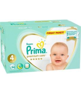 Prima Bebek Bezi Premium Care 4 Beden 94 Adet