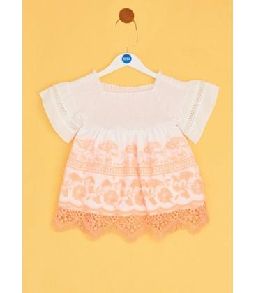 BG Baby Kız Çocuk Elbise 20SS0BG2909