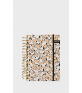 Stradivarius Peanuts Desenli Kadın Pilanlayıcı 0894/004