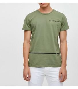 Ltb Ziboda Erkek Yeşil Tişört