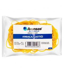 Avansas Ambalaj Lastiği % 100 Kauçuk 50 gr
