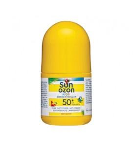 Sunozon Güneş Kremi Roll-On Çocuklar İçin SPF 50+ 50 ml