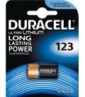 Duracell 123 Cr123a Cr17345 3v B Ultra Lithium Pi̇l
