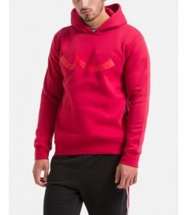 Ltb Weyike S/T Erkek Kırmızı Kapüşonlu Swearshirt