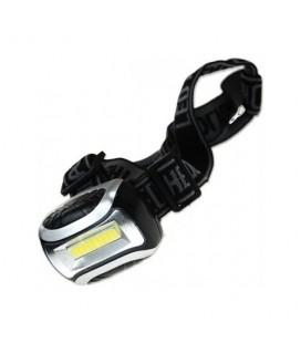 Panther PT-5018 3 Fonksiyonlu LED Kafa Lambası Işıldak Ledli Kafa Lambası 3W + 3 Pil