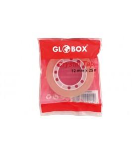 Globox Şeffaf Para Bant 6953