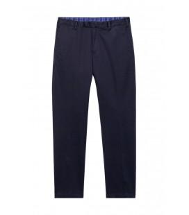 Gant Erkek Lacivert Regular Fit Pantolon 1913450