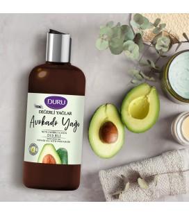 Duru Değerli Yağlar Nemlendiricili Avokado Yağı Duş Jeli 500 ml
